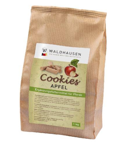 Jablečné cookies - pochoutka pro koně 1kg
