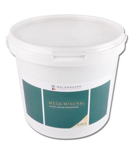 Mega Mineral 3kg - doplněk vitamínů a minerálů