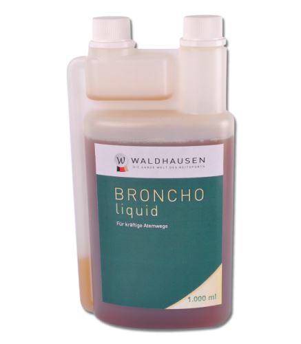 Broncho liquid 1l - bylinná směs na zlepšení dýchání