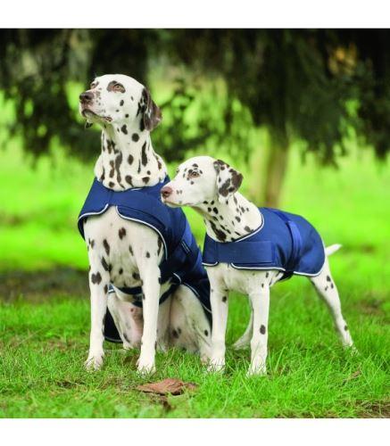 Pláštěnka pro psy Waldhausen tmavě modrá