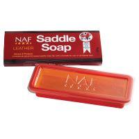 NAF Saddle Soap mýdlo na kůži s glycerinem, balení 250g