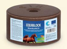 SIN Hellas - Equiblok, minerální solný liz pro koně s vitamíny a enzymy, balení 3 kg