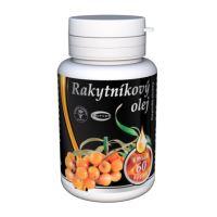 Liečive rastliny Rakytnikový olej - tobolky 60ks