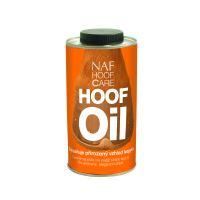 NAF Hoof oil - Olej na kopyta, lahvička 500ml