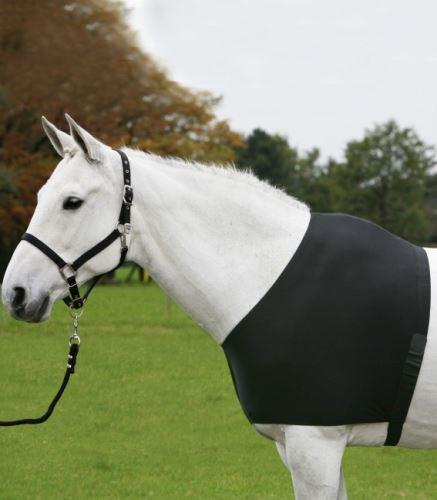 Elastická vesta pro koně pod deku