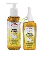 Zedan tišící olej pro koně s letní vyrážkou, lahvička s dávkovačem 250ml