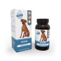 TOPVET Humátové tablety - Detoxin
