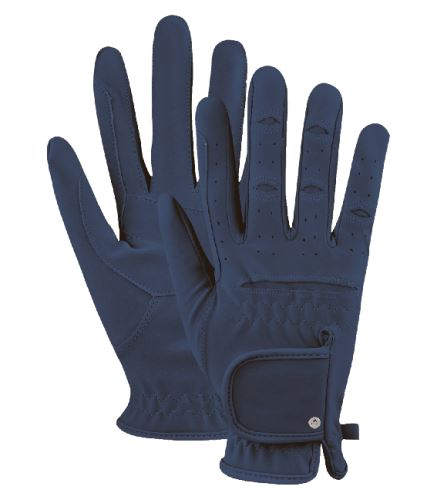 Jezdecké rukavice Vielseitige modré