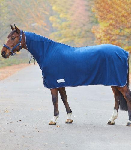 Fleece odpocovací deka ThermoStar s krkem