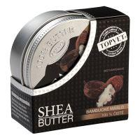 TOPVET Bambucké máslo (shea butter) 100% 100ml