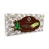 TOPVET Aloe vera a citrónová tráva - mýdlo 115g