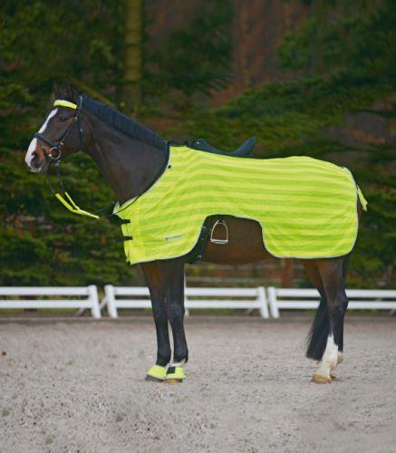 Reflexní jezdecká deka PON -
