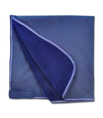 Vozatajská zástěra modrá