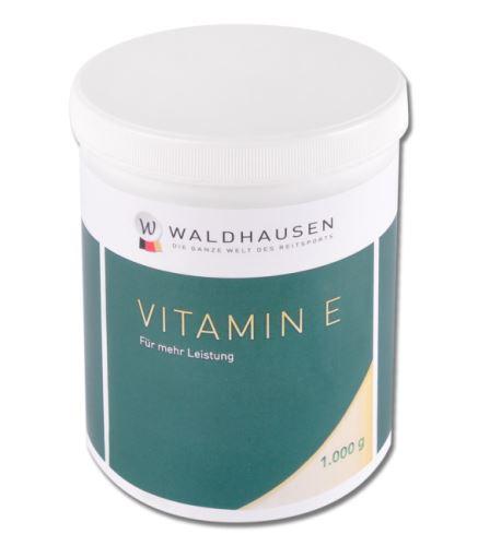 Vitamín E 1000g - granule